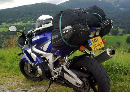The Ultimate Motorcycle Road Trip Checklist