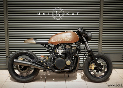 Unikat: Make your Motorcycle Unique