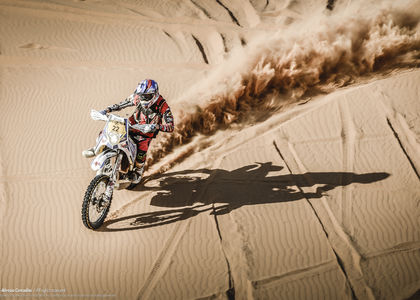 Meet the Maxxis Dakar Team as They Prepare for the 2016 Dakar Rally